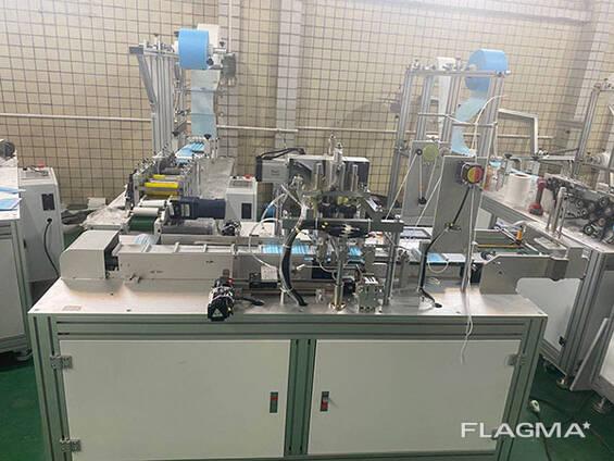 Продам оборудование по производству медицинского респиратора (респиратор, маска)