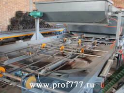 Продать оборудование для производства металлочерепицы с напылением крошкой из Китая