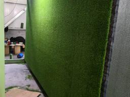 Производство искусственной травы для школа