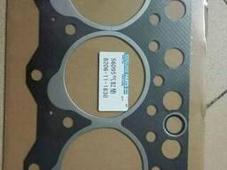 Прокладка 6206-11-1830 Komatsu 6D95 PC200-8,PC300-8,PC400-8