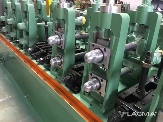 Промышленная линии для производства сварных труб BGG50