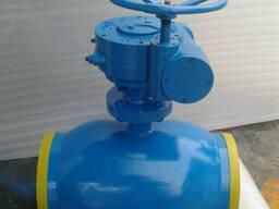 Q361F-Кран шаровой цельносварной с неполным проходом Ру25 Ду