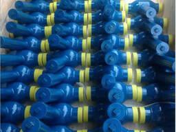 Q61F-Краны шаровые цельносварные приварные с ручкой Ру40 Ду5