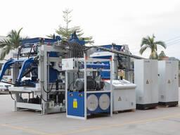 QGM ZN900CG автоматический вибропресс с формовкой на поддон