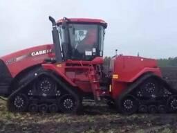 """Резиновая гусеница на Case 9300 36"""" трактор"""