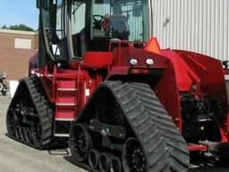 Резиновая гусеница на Case STX комбайн и трактор