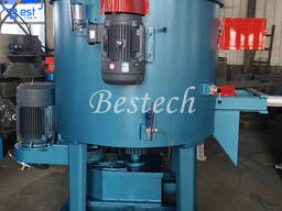 Rotor Sand Mixer for Green Sand Casting Industrial