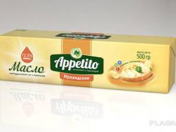 """""""Appetito"""" spread (Irish ) 72.5%"""