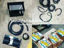 Shantui Мотор отопителя кабины SD22, 23 D2850-5000A ZHF-272B
