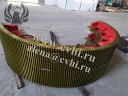 Шаровая мельница зубчатый венец зубчатое колесо МШР МШЦ