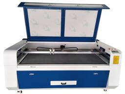 SIGN-1610-2 лазерный станок для резки ткани с 2 головами