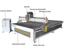 SIGN-2040 Фрезерный станок с ЧПУ с вакуумном столом