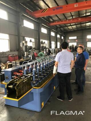 Скидка линия для изготовления профильной трубы модель JB25 в
