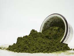 Spirulina powder and tablet