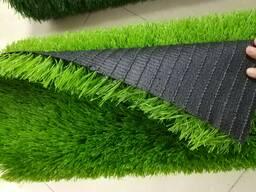 Спортивная искусственная трава 40 мм 12000 DTEX