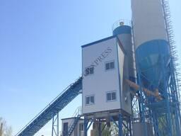 Станционарный бетонный завод / HZS180