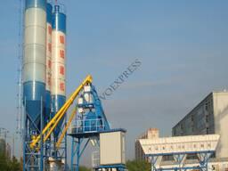 Станционарный бетонный завод / HZS75