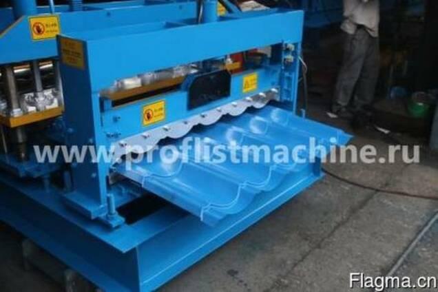 Станок для изготовления металлочерепицы 840 в Китае