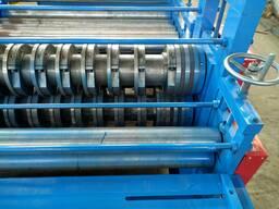 Станок для изготовления продольно поперечной резки металла и