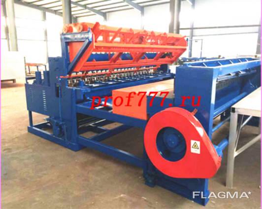 Станок для производства сварных сеток 2.5х3м из Китая