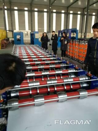 Производитель линии для сэндвич-панелей из Китая