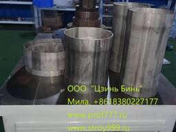 Станок по растяжению торцов труб дымоходов(раструб), Чэнду
