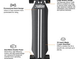 TeamGee H5 model electric skateboard