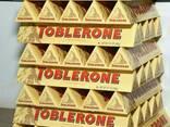 Toblerone Milk Chocolate 100g for sale best offer - photo 2