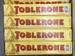 Toblerone Milk Chocolate 100g for sale best offer - photo 3
