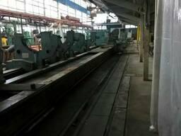Тяжелый токарный станок SKODA SUT200TD-35