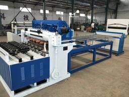 В Китае полноавтоматическая линия по производству сварной сетки модель 2400