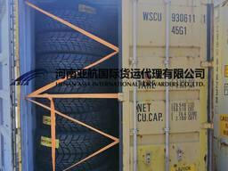 Возить шина автомабиля из Китая в Ташкент