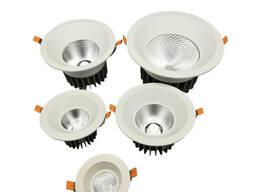 Встраиваемые точечные светильники 7W