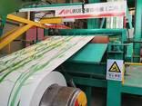 Высококачественный стальной рулон с полимерным покрытием Aip - фото 7