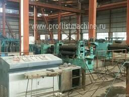 Высокоскоростная линия продольной резки металла, КНР
