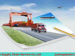 Xiamen-Ashkhabad, контейнерные перевозки, негабариты