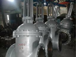 Задвижка стальная 30с64нж Ру25 Ду600, Китай - фото 1