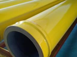 Завод DX производит двустенные трубы для кореи junjin kcp dy