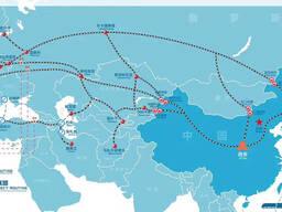 Ж/Д перевозка из Китая в Грузия(Тбилиси/Поти)