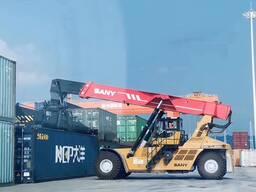 Железнодорожные перевозки вьетнамских транзитных грузов