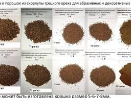 核桃壳生物燃料和磨料